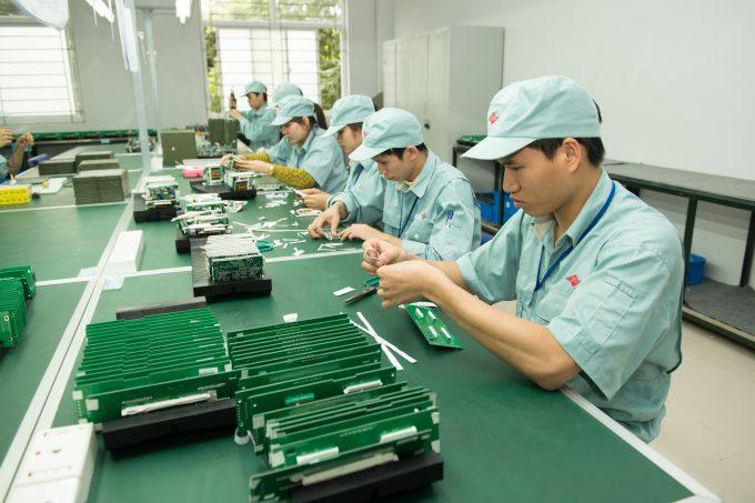 vietnam factory © Huy Nguyen