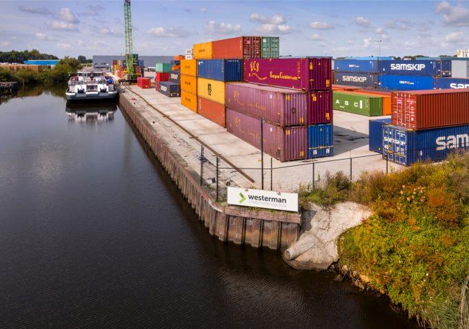 Westerman Barge Terminal