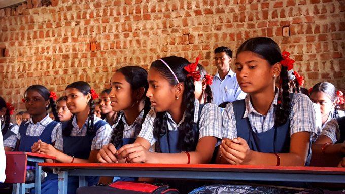 women girls india © Arun Bhargava
