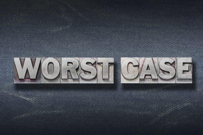worst case den