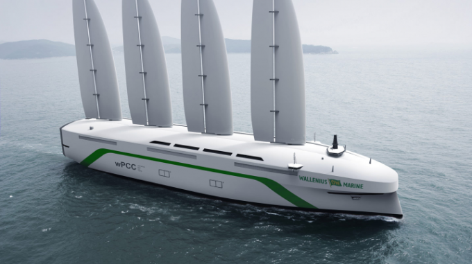 New greener car carrier Oceanbird really has the wind in its sails - The Loadstar